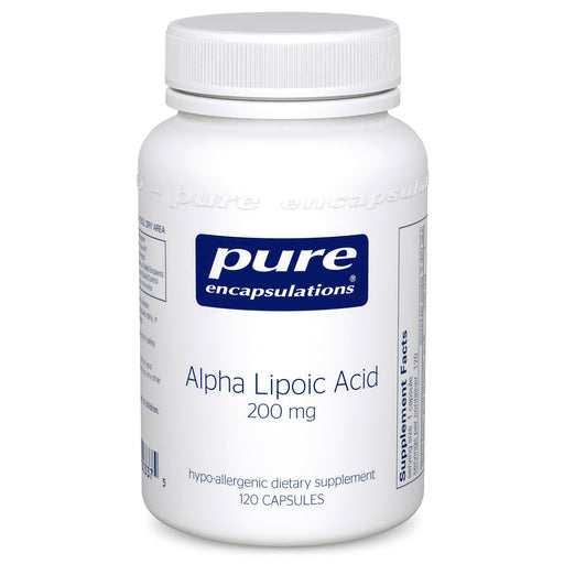 Alpha Lipoic Acid 200mg - Nutriessential.com