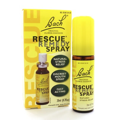 Rescue Remedy Spray - Nutriessential.com
