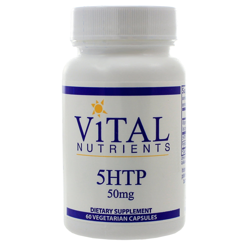 5-HTP 50mg - Nutriessential.com