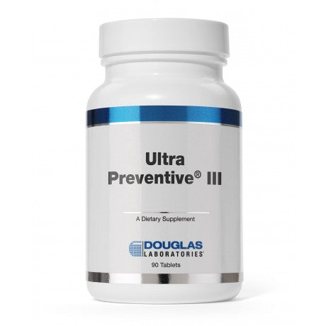 Ultra Preventive ® III (Tablets)