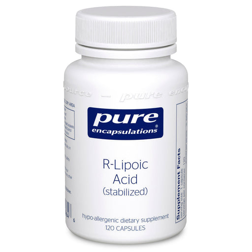 R-Lipoic Acid (stabilized) - Nutriessential.com