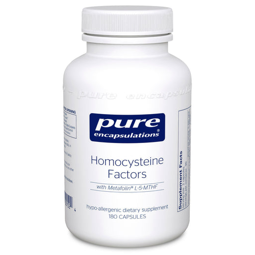 Homocysteine Factors - Nutriessential.com