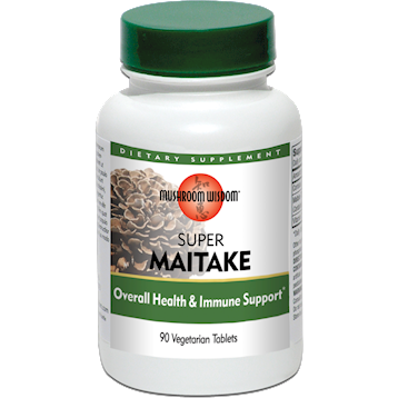 Super Maitake 90 vegtabs