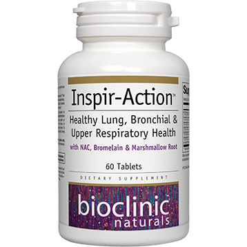 Bioclinic Inspir-Action™ 60 tabs