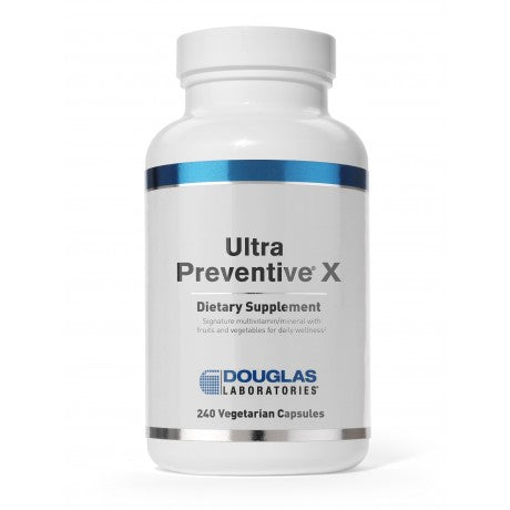 Ultra Preventive® X (Vegetarian Capsules) by Douglas Labs