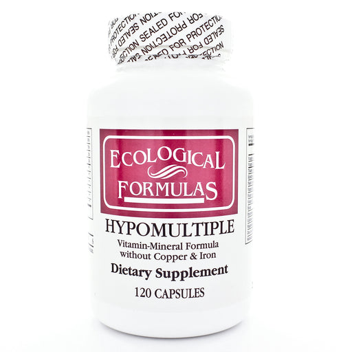 Hypomultiple w/o fe and cu - Nutriessential.com