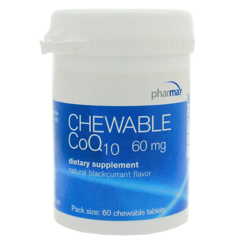 Chewable CoQ10 - Nutriessential.com