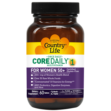 Core Daily 1 Women's 50+ by Country Life