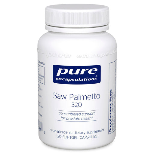Saw Palmetto 320 - Nutriessential.com