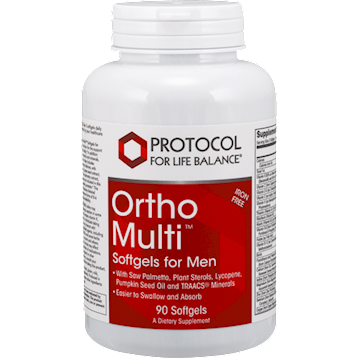 Ortho Multi for Men 90 softgels