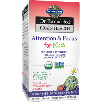 Dr. Formulated Attention Kids 60 tabs