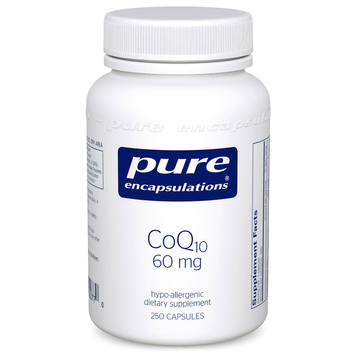 CoQ10 60mg by Pure Encapsulations