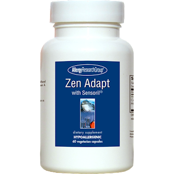 Zen Adapt with Sensoril 60 vegcaps