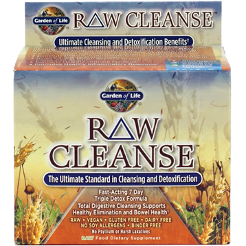 RAW Cleanse™ 1 kit