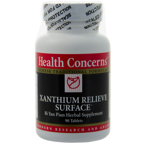 Xanthium Relieve Surface by Health Concerns