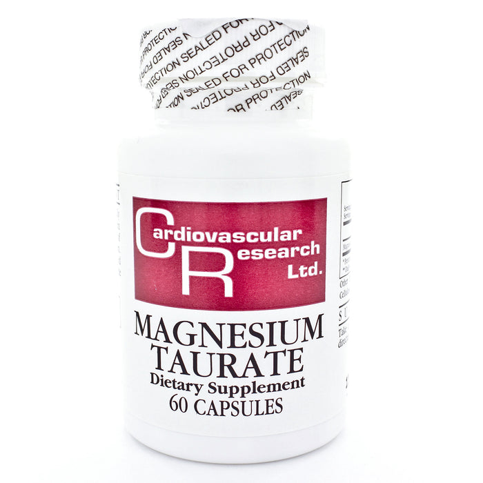 Magnesium Taurate 125mg - Nutriessential.com