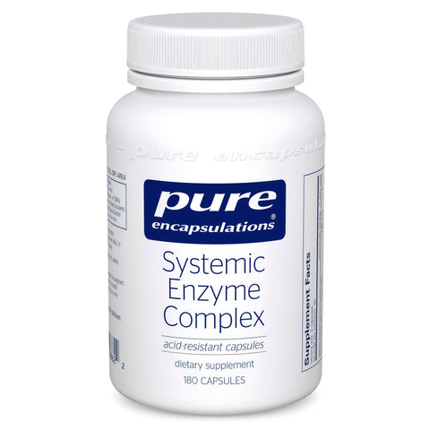 Systemic Enzyme Complex - Nutriessential.com