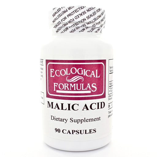 Malic Acid 600mg - Ecological Formulas