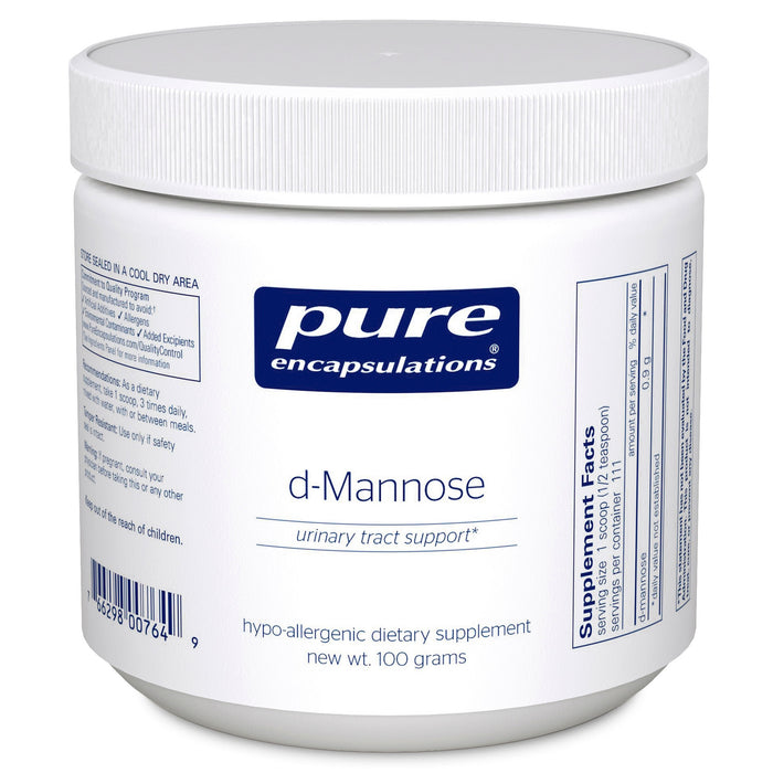 d Mannose by Pure Encapsulations