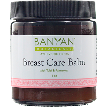 Breast Care Balm - Banyan Botanicals