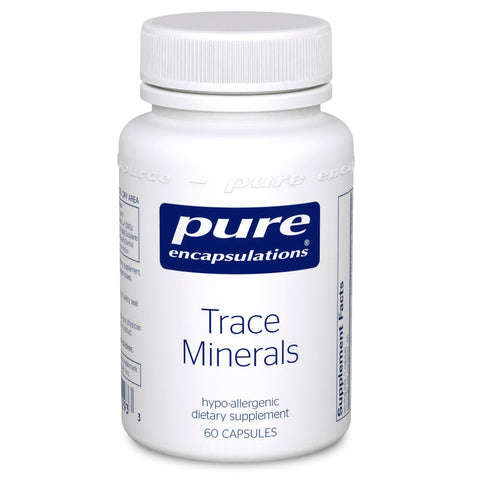Trace Minerals - Nutriessential.com