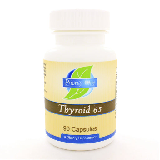 Thyroid 65mg - Nutriessential.com