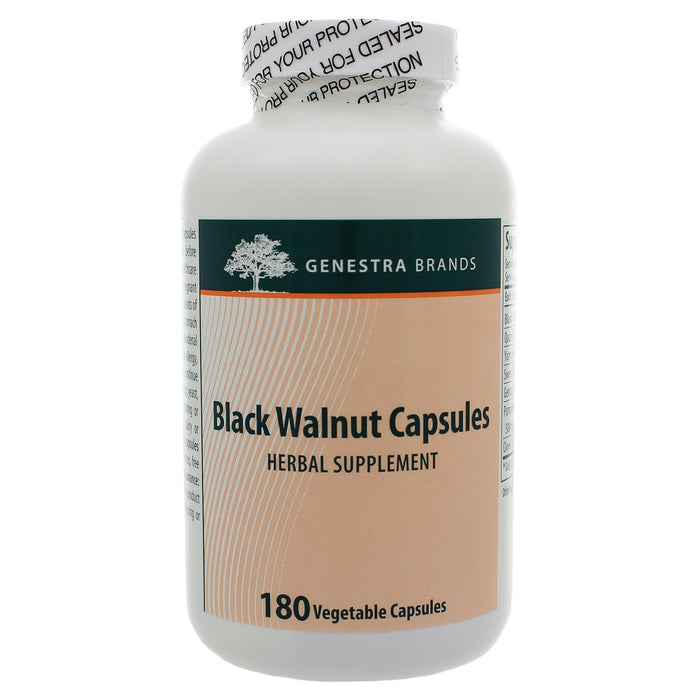 Black Walnut Capsules by Genestra