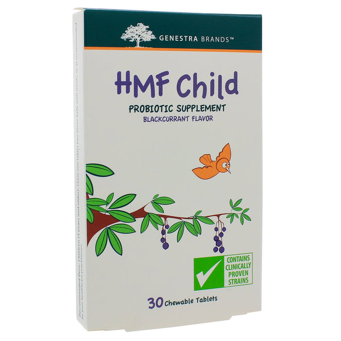 HMF Child (blackcurrant flavor) Chewable - Nutriessential.com