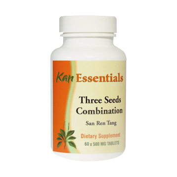Three Seeds Combination - Kan Herbs Essentials
