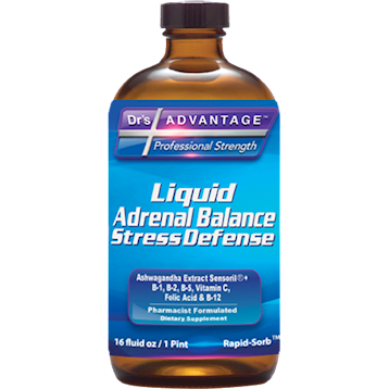 Adrenal Balance & Stress Defense 16 oz