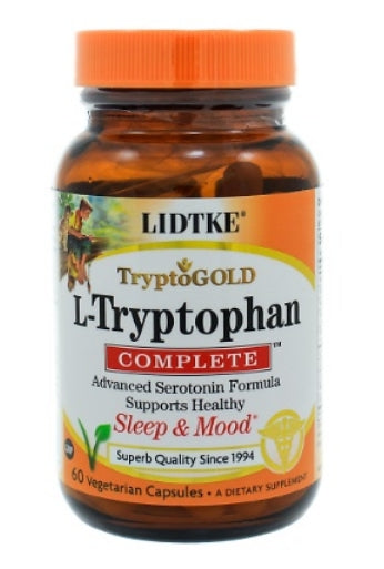 Lidtke Technologies L-Tryptophan Complete - Nutriessential.com