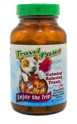 Lidtke Technologies Travel Paws 100mg Chewable (vet) - Nutriessential.com