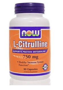 Citrulline 750mg - NOW Sports