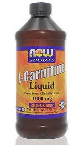 L Carnitine Liquid - NOW Sports