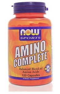 NOW Sports Amino Complete - Nutriessential.com