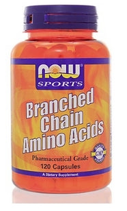 NOW Sports Branch-Chain Amino - Nutriessential.com