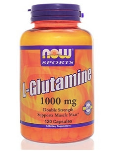 L Glutamine 1000mg - Now Sports