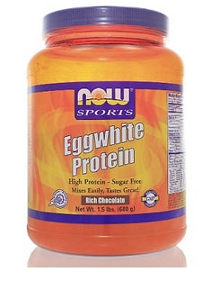 Eggwhite Protein Chocolate - NOW Sports
