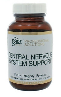 Gaia Herbs/Professional Solutions Central Nervous System Support - Nutriessential.com