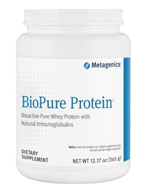BioPure Protein by Metagenics