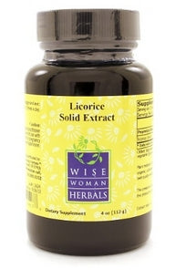 Licorice Solid Extract by Wise Woman Herbals