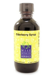 Elderberry Syrup by Wise Woman Herbals