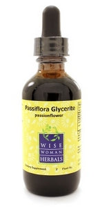 Passiflora Glycerite by Wise Woman Herbals
