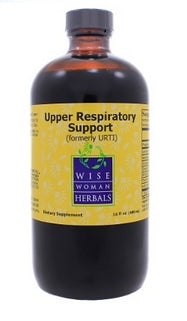 Upper Respiratory Support by Wise Woman Herbals