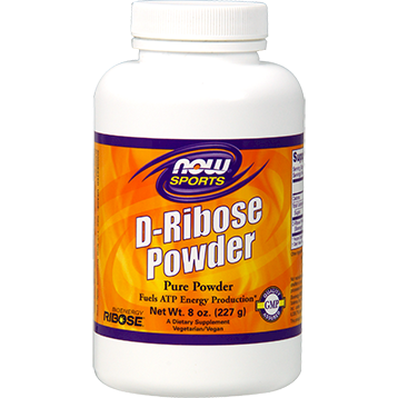 D Ribose Powder by Now Sports