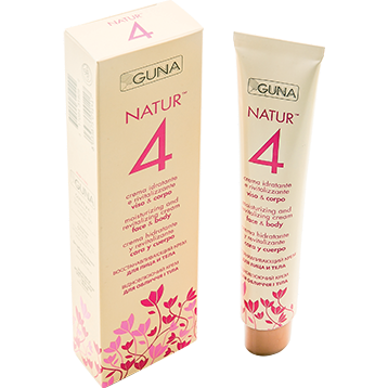 Natur 4 Face Cream - GUNA Biotherapeutics