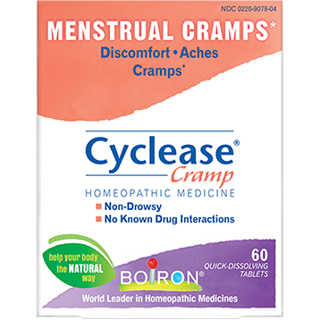 Cyclease Cramp by Boiron