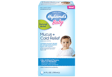 Baby Mucus and Cold Relief - Hyland