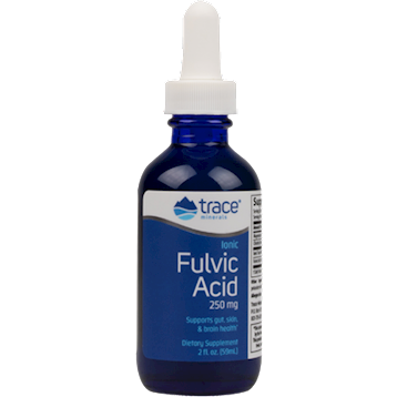 Ionic Fulvic Acid with ConcenTrace - Trace Minerals Research