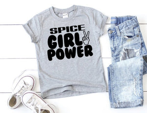 Spice girl power